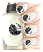 Easy to use, High Quality Nail Art Decal Stickers For Every Occasion Star Wars Death Star