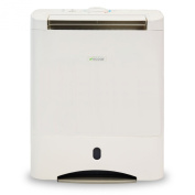 EcoAir ECO DD322FW Desiccant Simple Dehumidifier