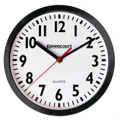 Easy To See Wall Clock - Large
