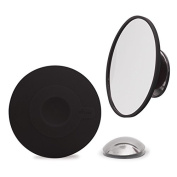 Bosign Magnetic Black 10X Cosmetic Mirror