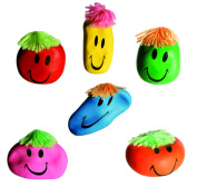 Smiley Gifts - Number One Selling Stress Relief - Funny Face Anti Stress Ball - Great Novelty Christmas, Secret Santa Gift For Men Gents Woman Ladies - One Supplied