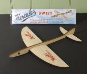 Hercules Swift Balsa Wood Gliders