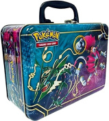 Pokemon XY Number 8 Collectors Chest Tin Card Game