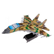Intelligence Toys 3D Children Paper Jigsaw Puzzles Building Model Fighter