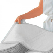 Disposable Incontinence Bed Pads 60 x 90cm 1000ml Absorbency Carton of 100