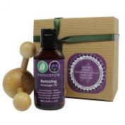 Relaxing Massage Oil Gift Set