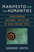 Manifesto for the Humanities