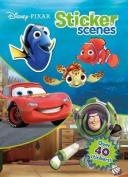 Disney Pixar Sticker Scenes