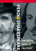 Verdi & Shakespeare [Region 2]