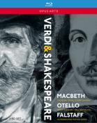 Verdi & Shakespeare [Region B] [Blu-ray]