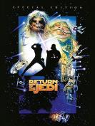 "Star Wars 60 x 80 cm ""Episode VI - Return Of The Jedi"" Canvas Print"