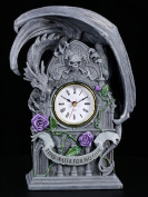 Stunning Dragon Beauty Clock by Anne Stokes