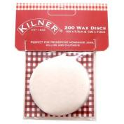Kilner Wax Discs - Pack of 200 | Kilner Jar Preserve Discs