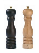 Peugeot Set Paris Pepper Mill and Salt Mill Natural Chocolate / u 'Select 22 CM