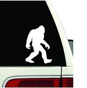 Bigfoot Decal Car Truck 4x 4 Yeti Sasquatch Jeep Sticker vinyl Jeep Off Road (14cm inches