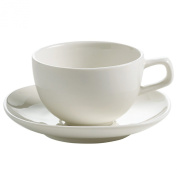 Maxwell & Williams Bisou Cup for Espresso, Coffee Cup, Porcelain, White, P73310