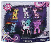 Ponymania Collection - My Little Pony - A1 Exclusive MLP Collectors Set - Hasbro