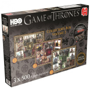 Jumbo Games Game of Thrones Jigsaw Puzzles