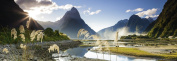 Heye Panorama Milford Sound Edition Humboldt Puzzles