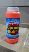 Footbubbles Extra Top Up Solution - 240ML Bottle of Bouncing FootBubbles