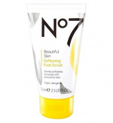 No7 Beautiful Skin Softening Foot Scrub
