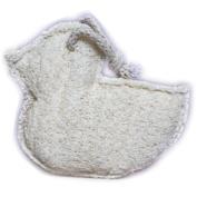 Bath Accessories Natural Scrubbers Loofah Sponge, Duck