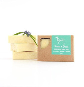 Shampoo Soap Bar, Hand Milled and Whipped, 120ml