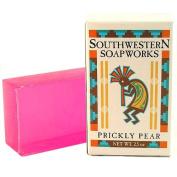 Southwestern Soapworks Prickly Pear Handmade Glycerin Soap 70ml