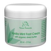 Vanilla Mint Foot Cream 60ml Jar