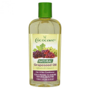 Cococare Natural Grapeseed Oil, 120ml