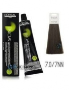 L'OREAL INOA AMMONIA FREE PERMANENT HAIRCOLOR 7.0/7NN by N'iceshop
