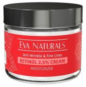 Eva Naturals Retinol Cream 2.5% Moisturiser
