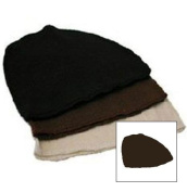 Wig Cap Cotton (pack of 3) - BROWN