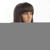 Namecute Women Long Straight Wigs