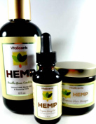 Hemp Organic Hair Masque, Hemp Oil, Hemp Breathe Green Conditioner
