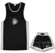 PRIME KIDS BOXING SHORTS SET OF 2 PIECES 5-6 years WITH 120ml BOXING GLOVES