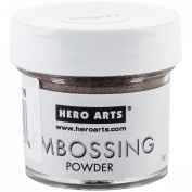 Hero Arts Embossing Powder 30ml-Copper