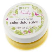 Nature's Herbal Calendula Salve, Multipurpose Skin Ointment. Skin Cream.