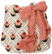 Jessie Steele Tote Bag, Cherry Cupcake