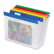 """Pendaflex - Easyview Poly Hanging File Folders Letter Assorted Colours 25/Box """"Product Category"""