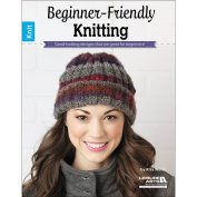 Leisure Arts-Beginner-Friendly Knitting