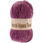 Natural Alpaca Tweed Yarn-Thistle
