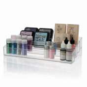 US Acrylic® Multi-Level Craft Organiser