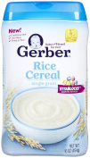Gerber 1st Foods Baby Cereal - Rice - 470ml - 2 pack