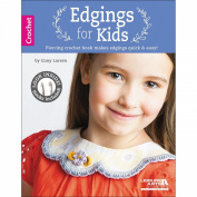 Leisure Arts-Edgings For Kids