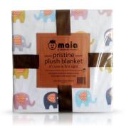 All Season Unisex Baby and Toddler Super Soft Multiuse 100% Muslin Plush Blanket