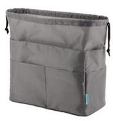 Sleeping Lamb Waterproof Oxford Fabric Baby Nappy Bag Insert Organiser for Women's Handbag Purse- 12.4 X 13cm X 15cm