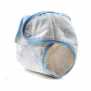 BABYBOO Baby Cloth Nappy Comfortable Skincare Cotton Adjustable Size M/L/XL
