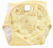 BABYBOO Baby Cloth Nappies Breathable Comfortable Cotton Cute Cartoon Size M/L/XL