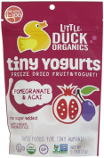 Little Duck Organics Tiny Yoghurts-Pomegranate and Acai-20mls-6 Pack